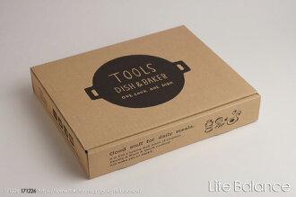 MEISTERHANDマイスターハンド調理するうつわTOOLSツールズ耐熱陶器DISH&BAKERディッシュ&ベーカーLブラック422119【母の日ギフト】【ラッピング無料】【メッセージカード】