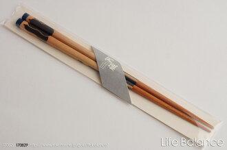 【若狭箸蔵まつかん】箸MATSUKANCREATEひさご紺G-90435