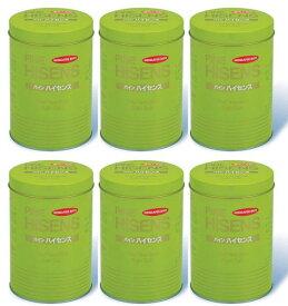 【送料無料】 高陽社 パインハイセンス 2100g(2.1kg) 6缶セット 入浴剤【さんざしドリンクとの同梱不可】