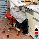 キッチンチェア キャスター付き 昇降 回転 for the LIFE ガス圧昇降式キッチンチェア カウンターチェア 椅子 チェア 送料無料