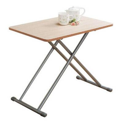 折りたたみ 高さ調節 テーブル マルチスライドテーブル
