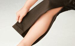 あったか裏起毛膝出し撥水加工リハビリパンツ2色組(同サイズ)