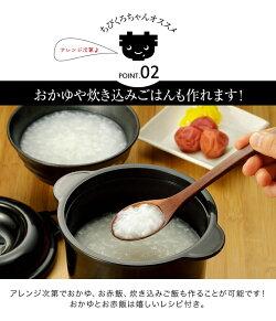 電子レンジ専用炊飯器
