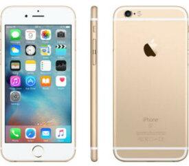 iphone6s 本体 SIMフリー ゴールド 64GB 画面新品 バッテリー新品