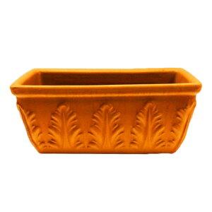 植木鉢 イタリア製 テラコッタ鉢 ローマンプランターA 32cm 2個入