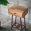 サイドテーブル 木製 無垢材【DR SIDE TABLE】