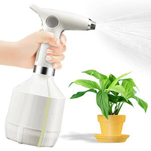 じょうろ 電動式 噴霧器 スプレー電動 霧吹き電動 全自動じょうろ 散水用具 園芸 農薬散布 掃除 電池内蔵 便利 家庭用 日本語説明書