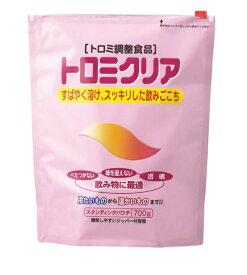トロミクリア 700g とろみ剤 とろみ調整食品 介護食 介護用品 ヘルシーフード