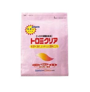 トロミクリア 4.8kg とろみ剤 とろみ調整食品 介護食 介護用品 ヘルシーフード