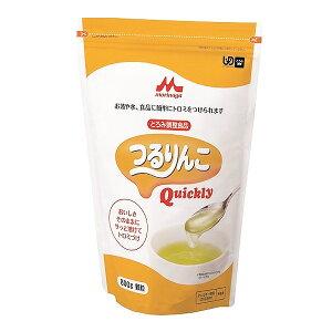 介護食 クリニコ つるりんこ クイックリー Quickly 800g / とろみ剤 とろみ調整食品