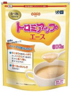 日清オイリオグループ トロミアップエース 600g / とろみ剤 とろみ調整食品