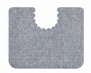 床汚れ防止マット 5枚組 / KH-16 グレー【サンコー】【RCP】