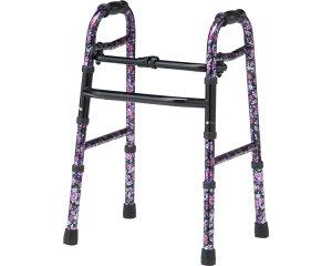アルコー5型 星光医療器製作所 固定型歩行器(介護用品 歩行器 介護 高齢者 歩行器 シルバー 歩行 器 大人 歩行補助)