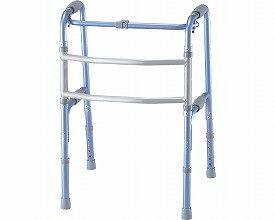 セーフティーアーム 交互式 / KSAR-A ブルー  イーストアイ 交互歩行器(介護用品 歩行器 介護 高齢者 歩行器 シルバー)