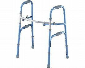 セーフティーアーム 固定式 / SAR-A ブルー イーストアイ 固定型歩行器(介護用品 歩行器 介護 高齢者 歩行器 シルバー)