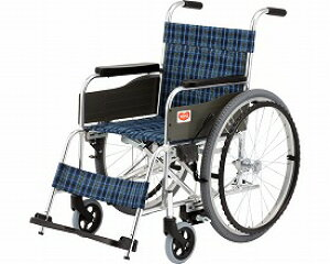 車椅子 車いす 車イス 送料無料 標準型車いす ロックアシスタ / T-1-LA 背固定タイプ 【ピジョンタヒラ】【smtb-KD】【RCP】