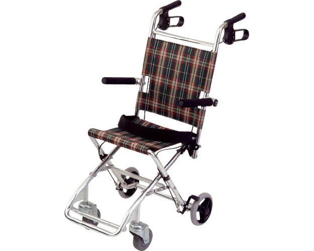 車椅子 軽量 折り畳み 介助式小型車いす チビポン HTB-AC1【美和商事☆★】【車椅子】【車イス】【smtb-KD】【RCP】