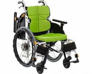 車椅子 車いす 車イス 送料無料 ネクストコア・アジャスト 介助 NEXT-61B 松永製作所(車椅子 車いす 車イス)
