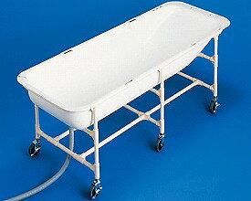 介護浴槽湯った〜り2 ベッド用さくら TNN-AH トマト(簡易 浴槽 入浴 介助 浴槽)