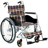 アルミ製車椅子自走用AR-211B【松永製作所】