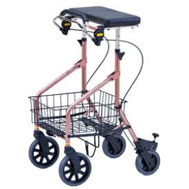 セーフティーアーム ロレータキャリー Uタイプ RSCU2 イーストアイ(介護用品 歩行器 介護 高齢者 歩行器 シルバー)