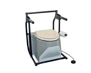 送料無料!! 水洗式ポータブルトイレ 流せるポータくん/SPF05-HO 【アム☆★】【smtb-KD】【RCP】