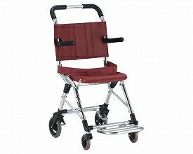 車椅子 軽量 折り畳み コンパクト簡易車いす MV-2 松永製作所