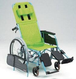 リクライニング車椅子REM-11<自走式>【松永製作所】