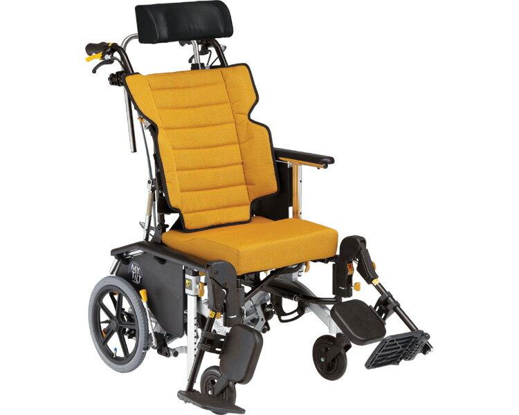 車椅子 車いす 車イス 送料無料 マイチルト・コンパクト-3D MH-CR3D 松永製作所(車椅子 車いす 車イス)