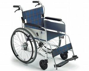 車椅子 車いす 車イス 送料無料 自走用車いす ライト 介助用ブレーキ付 M-43K SP ミキ(車椅子 車いす 車イス)