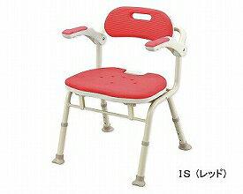 折りたたみシャワーベンチIS(座面角型) 安寿介護用 風呂椅子 風呂イス 風呂いす 介護 椅子 入浴補助 介護用お風呂いす 介護用品 お風呂