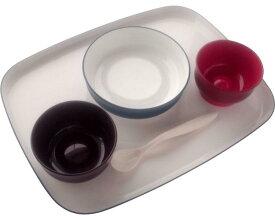 【送料無料】五感で楽しむ自立支援食器IROHA / iroha02 基本セット【大成樹脂工業☆☆】