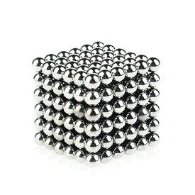 マグネットボール 強力磁石の立体パズル φ5mm 216個+スペア8個 ネオジム磁石 頭の体操 気分転換 想像力 集中力向上 暇つぶし LP-BUCKB2165MM