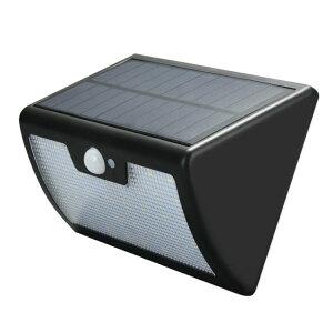 リモコン付きソーラー人感センサーライト 太陽光発電 LED 40個 屋外照明 防犯 防水IP65 点灯モード6種 大容量電池 待機時間長 高性能ソーラーパネル搭載 LP-RSL40 送料無料