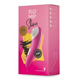 ROMP ロンプ Shine シャイン 新発売! メーカー対応可 正規品 送料無料 :USB充電式モデル/デンマ マッサージ器 小型 電動マッサージ ハンドマッサージャー/リフレッシュ/女性/人気/静音/肩こり/プレゼント/ギフト/バイブ/国内正規流通