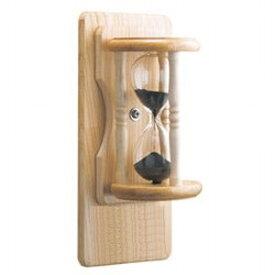 SATO 佐藤計量器/東亜計器 回転板付き サウナ用砂時計 5分計 1734-55