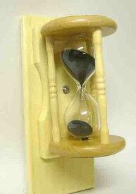 東亜計器 回転板付き サウナ用砂時計 10分計