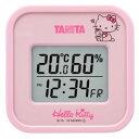 タニタデジタル温湿度計(ハローキティ)TT-558-KTPK