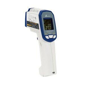 シンワ測定 放射温度計 G 耐衝撃デュアルレーザーポイント機能付放射率可変タイプ 73063 (-60〜760℃)