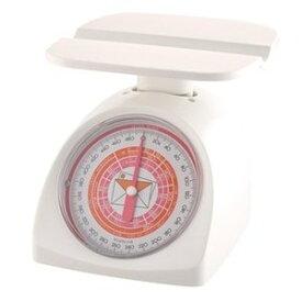 タニタ レタースケール (ホワイト) 1403 (秤量:500g)