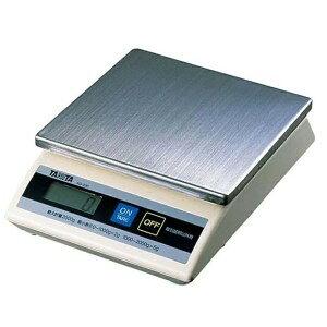 タニタ 卓上デジタルスケール KD-200 (秤量:1kg)