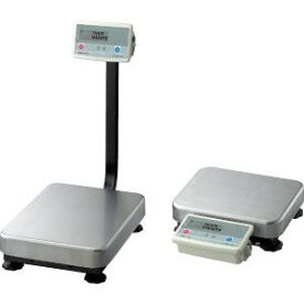 A&D 検定付き デジタル台はかり ポール無し FG-150KBM-K (秤量:150kg)