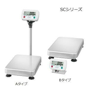 A&D 防塵・防水デジタル台はかり 一体型 SC-30KAM (秤量:30kg)