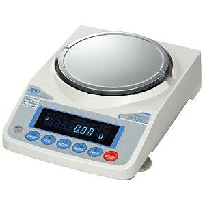 A&D 検定付き 電子てんびん 校正用分銅内蔵型 FZ-1200iR (秤量:1.22kg)