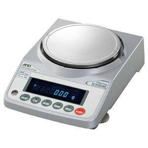 A&D 検定付き 防塵・防水型電子てんびん 校正用分銅内蔵型 FZ-1200iWPR (秤量:1.22kg)