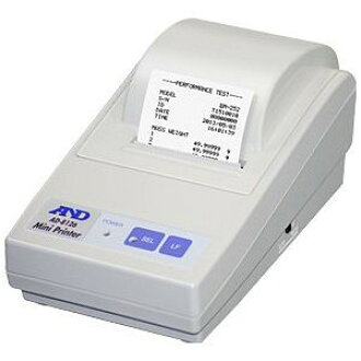 A & D mini-printer AD-8126