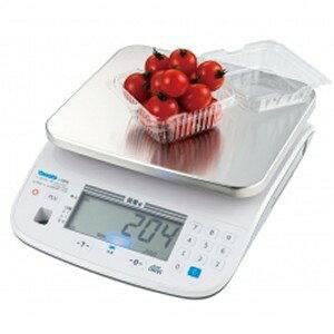大和製衡 防水型デジタル上皿はかり Just NAVI J-100W-3 (秤量:3kg)