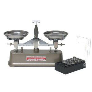 村上衡器 高感度上皿天びん HS型 HS-5 分銅付 (秤量:5kg)