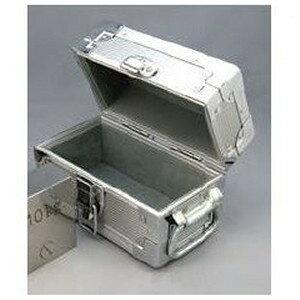 村上衡器 鋳鉄製まくら型分銅用 アルミケース 1kg用