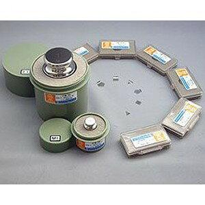 村上衡器 OIML型標準分銅(JISマーク付) M1級 + JCSS質量校正ランク5 5kg